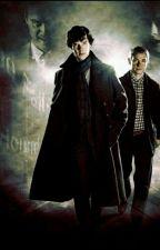 a simple Sherlock case!?! by LittleEmoDork