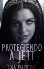 Protegiendo a Jett  by pi-zza