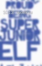 1013 - wonkyu by ReikaOsuki