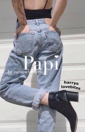 Papi <> l.t.+ h.s. by caramelsharry