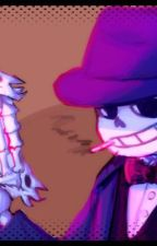 |Mafia!tale sans x reader| = /I'd steal you any day!\ by UniverseTheFox