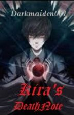 Kira's Deathnote  (Poem) by -robinx