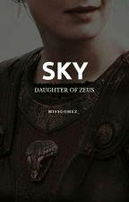 Sky ─ Filha dos Céus | PJO/HDO by missgomez_