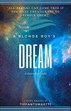 A Blond Boy's Dream by Tiffanysmart13