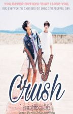 My Crush||j.jk+k.th {#WATTYS 2018} by mcdbai56