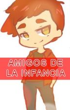 INFANCIA (FOXY X ___) FNAFHS by RosemineLove