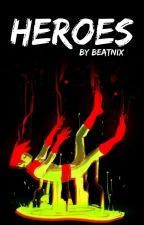Heroes| Danny Phantom/Bat-Family by Beatnix