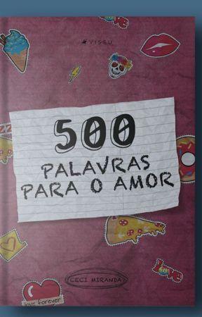 500 Palavras para o Amor by dikilljoy