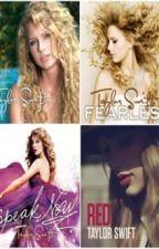 Taylor Swift Song Lyrics by Stellyyy