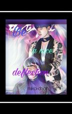 Be a nice deflection [Yoonmin] by Mika-chan_