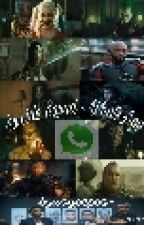 WhatsApp ~ Suicide Squad  by SoyPeppa-