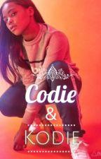 Codie & Kodie by HoneyBunchesOf_Hoes