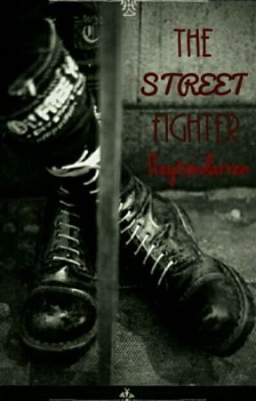 The street fighter  by lleytondarren