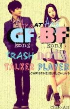 Ang bf kong DOTA player at Ang gf kong TRASHTALKER (On Going) by ChristineJewelChua