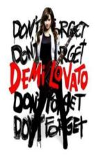 Demi Lovato // Don't Forget by ProudRusher143