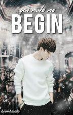 Begin ➸ Jikook fanfic by boomhinata