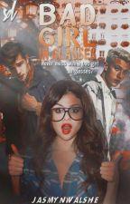 Bad Girl In Glasses by jasmynwalshe
