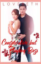 SECRET LOVE(4STORIES) - (1) Conservative but Playboy Boss {Completed} by mood525