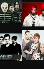 Only Fall Out Boy, Panic! At The Disco, MCR, &  TØP Fans! by NDsendsitslove