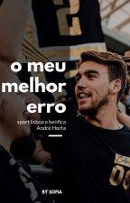 O MEU MELHOR ERRO by SofiaAbreu1904