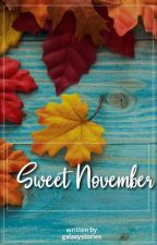 ~Drarry~ Sweet November by galaxystories