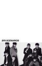 SF9 scenarios by moonsenpai