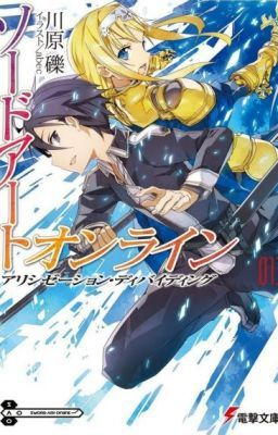 sword art online light novel Alicization Dividing (volume13+?)