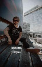 jian rants.| | { Book 6.} by salaciousty