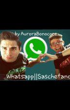 Whatsapp    Saschefano  by AuroraBonocore