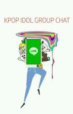 Kpop Idol Group Chat by Danties