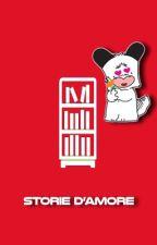 STORIE D'AMORE / ROMANZI ROSA - PUBBLICITÀ by PubblicitaStorie