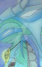 el elegido del fenix y El Dragón by Nigmare-Dark