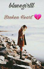 Broken Heart by blueegirlll