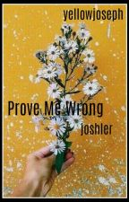 Prove Me Wrong ⚣ Joshler || ✔ by cringeydun