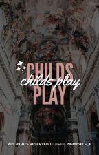 ° Childs Play ➳kim jongdae by feelingmyself_x