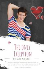 The Only Exception (Grant Gustin) by larcha_unicornia