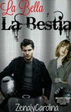 La bella y la Bestia Anastasia y Christian by CaroCaro21