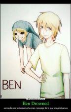 la amiga de jeff the killer (ben drowned y tu) by ben_drowned130