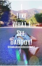 I like what I see, Bad Boy! by AnnaMariaBuchholzer