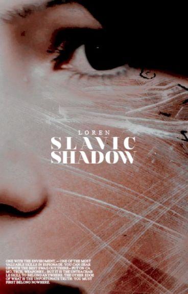 SLAVIC SHADOW   MARVEL