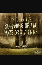 The Maze Runner ( Thomas love story) by E-tee-wee-tee__
