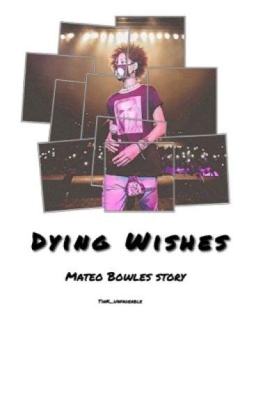 Dying wish (shmateo)