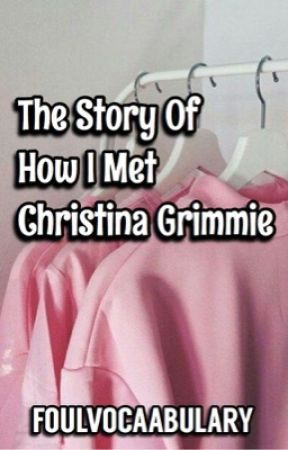 the story of how i met Christina Grimmie by foulvocaabulary