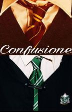 Confusione //d.m. x h.g. by slythindor_