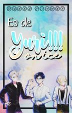 Es de Yuri On Ice [ユーリ!!! on ICE] by duskyflower-