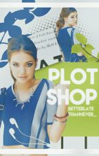 Plot Shop- BLTN by -hewma