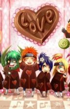 [Akatsuki x Reader] Sweets Time [drabbles] by NatalieBlueBoy