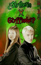 ¿Slytherin × Gryffindor?[Drinny] by directioner_2323