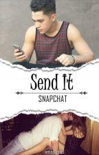 Snapchat;; Austin Mahone by amopastel