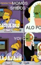 Momos Shidos :v by soyhillaryclinton